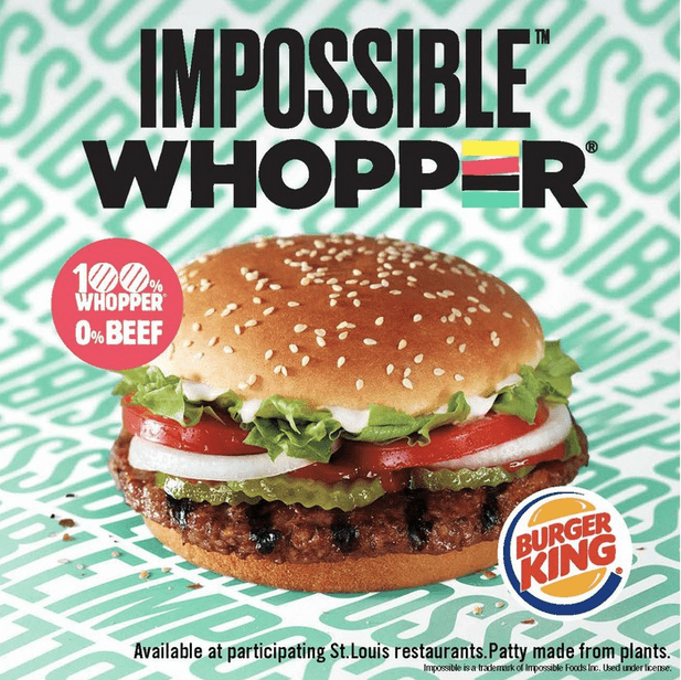 BK Impossible Whopper