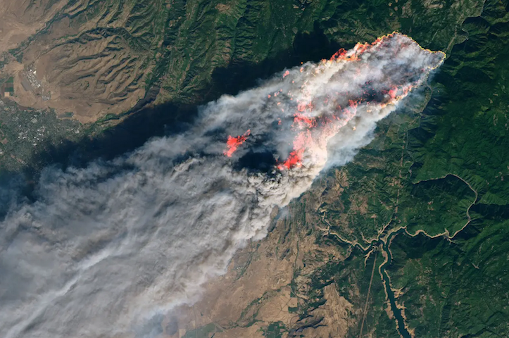 Camp Hill Fire