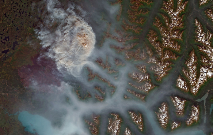 Alaska Wildfire 2019