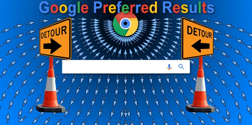 Google censor
