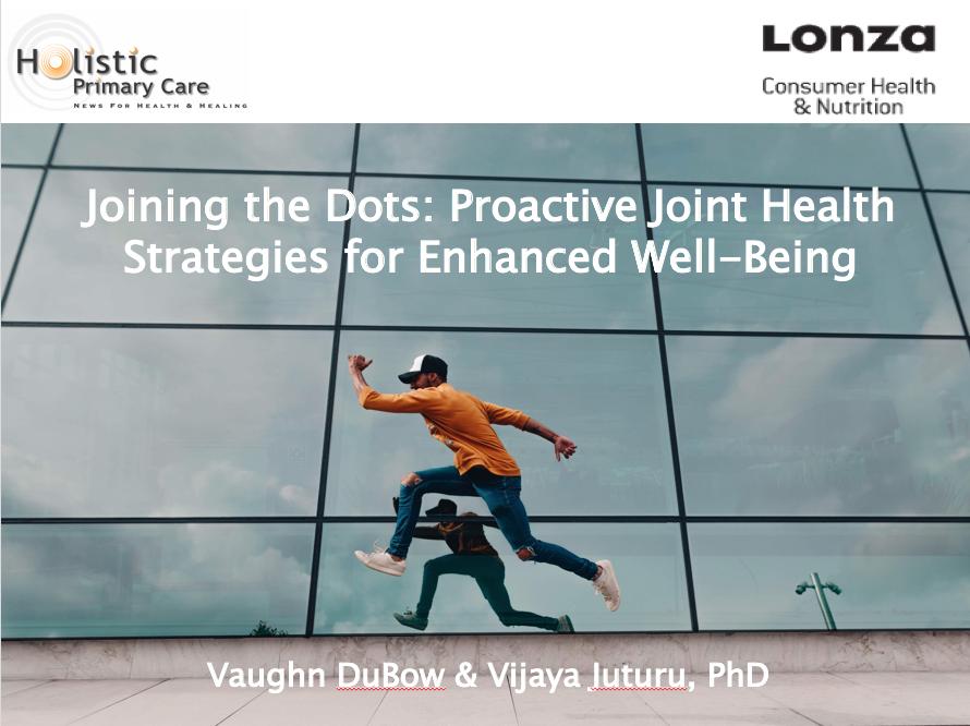 Lonza Joint Health